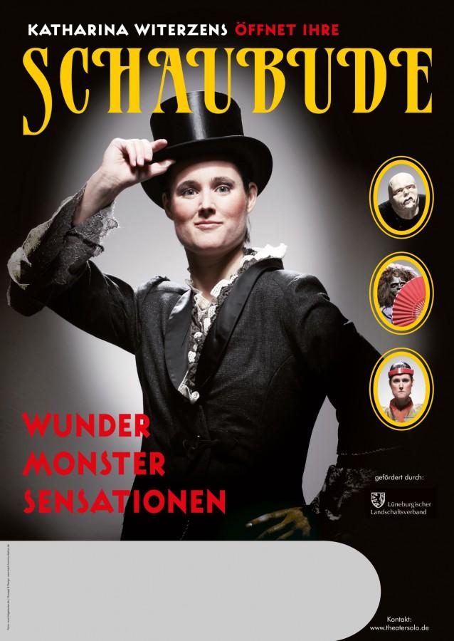 Tosch_Schaubude_Plakat01